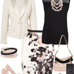 Polyvore Inspired Church Outfits (3)