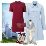 Church Fall Outfits For Women Over 50: Polyvore Inspiration 2019