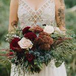 fall wedding bouquets courtney sinclair