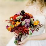26 Romantic Fall Wedding Bouquets