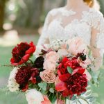 Romantic Fall Wedding Bouquets