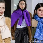 8 Trendy Ways to Wear Winter Scarves Creatively .. [2019 Trends] – Pouted  Magazine