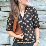 Sheer Shirts - Chic Street Style Trends (1)