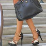 The shoes!!! Omg!! And the prada hello