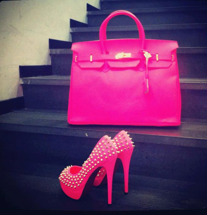 Shoes and Bags Combinations