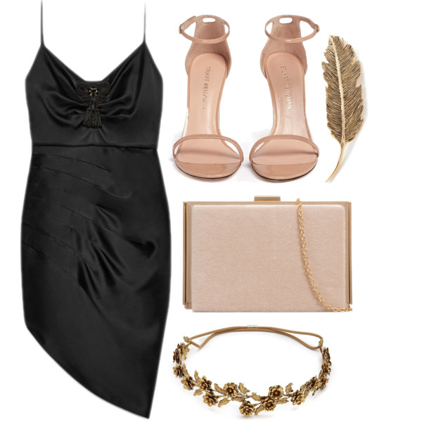Shoes To Wear With Black Party Dress