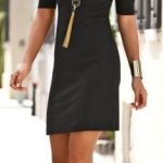 36 Chic Little Black Dress Styles - Style Estate - Looooove the shoes