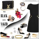 What Color Shoes To Wear With Black Party Dress 2019