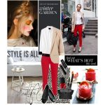 What Color Shoes To Wear With Red Pants 2019
