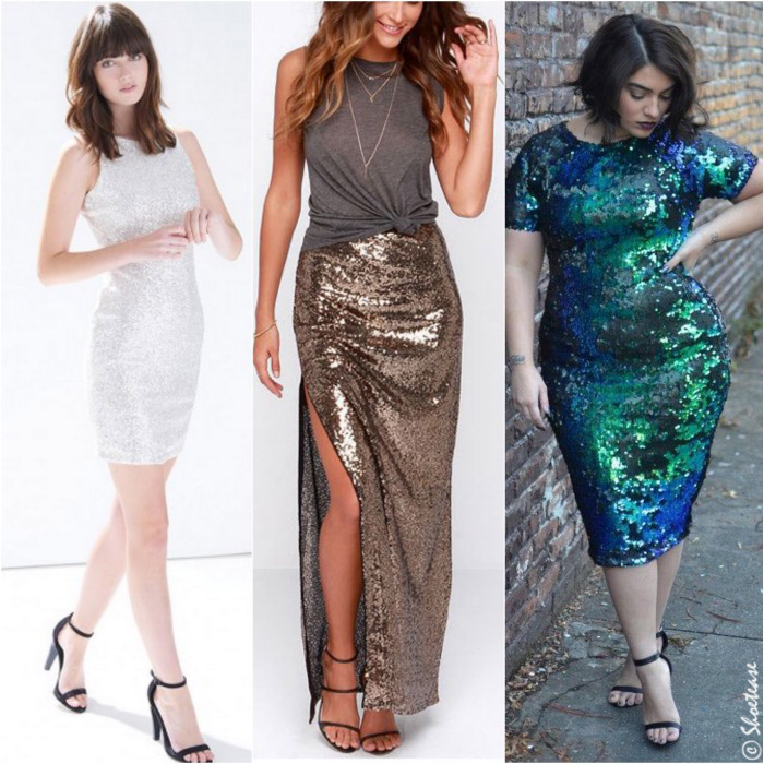 Shoes With Sequin Dresses