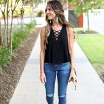 Wonderful 64 Trending Skinny Jeans Outfits For Summer