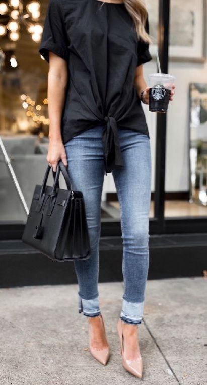 Skinny Jeans For Spring and Summer