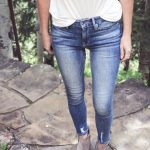 Ankle Boots, How to wear skinny jeans with ankle boots, try cropped jeans,