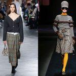 Casual skirt designs winter 2019