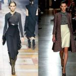 Fashion high waisted skirts Fall 2017 Winter 2018