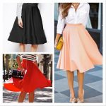 2019 Summer Autumn Women Casual Skirts 2016 New Fashion Elegant Solid High  Waist Slim Pleated A Line Bust Skirt Hot Sale Womens Midi Skirt From  Cnaonist,