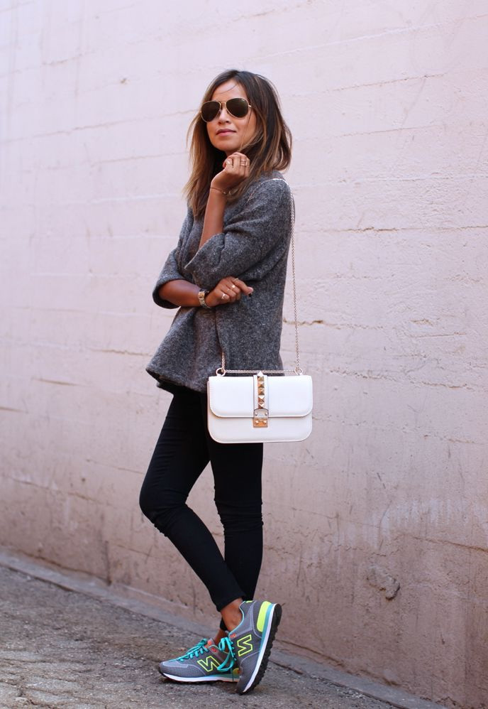 Sporty Style Outfit Ideas For Ladies