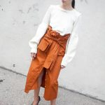 Statement Skirts For Fall-Winter