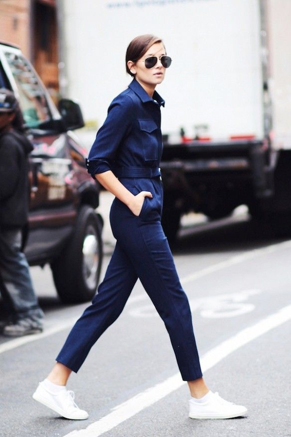 Street Style Ways to Wear Jumpsuits