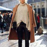 Winter Street Styles, Winter Fashion Street Style, Casual Winter Style,  London Street Fashion