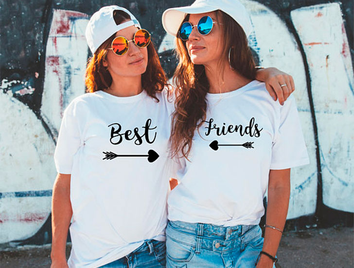 37 Greatest Matching Best Friend Shirts For 2! ( Friendship Shirts )