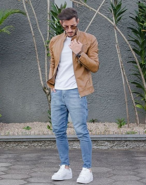 26 Best White T-Shirt Outfit Styles Every Man Loves to Try | Street