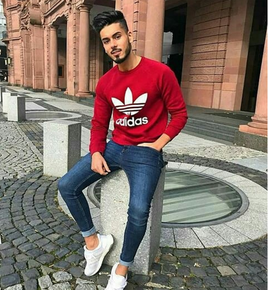 RED TEES COMBINATIONS WITH JEANS | Mr. STYLISHT