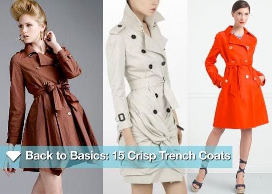 Stylish Trench Coats