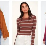 Here are the Fall Sweater Trends for 2018! Rounding up the sexiest and  cutest sweaters