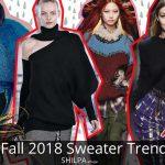 fashion sweaters sweater-trends-fashion-styles-fall-winter-2018-