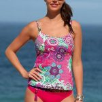 Modern Flattering Swimsuit over 40