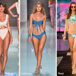 Spring/ Summer 2018 Swimwear Trends: Tie-Front Swimsuits and Bikinis