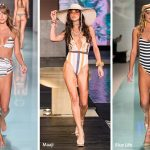 Spring/ Summer 2018 Swimwear Trends: Striped Swimsuits and Bikinis