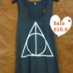 tank top triangle tank top graphic tank top summer tank top summer shirt  women tops women