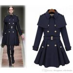 2019 Nice New Causl Women Trench Woolen Coat Winter Slim Double Breasted  Overcoat Winter Coats Long Outerwear For Women From Tallahassed8, $93.17 |  DHgate.