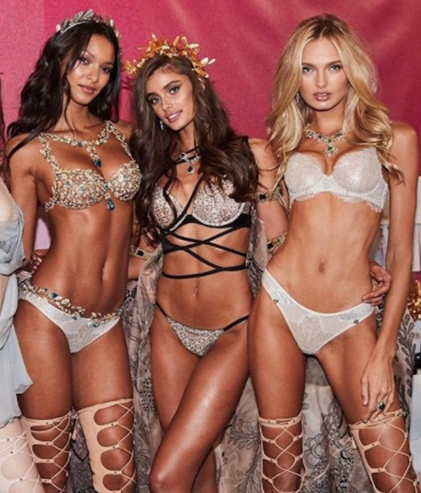 Victoria's Secret Plus Size Models