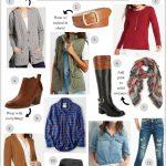 12 Fall Wardrobe Essentials for 2017