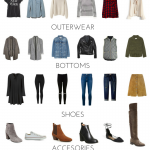 Fall Wardrobe Essentials. Fall Capsule Wardrobe. Fall Outfits. Fall Clothes.  Autumn Capsule Wardrobe Essentials.
