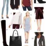 12 Wardrobe Essentials You Need For Fall, fall must haves, fall wardrobe,  fall