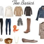 Fall wardrobe basics that would be great for studying or working at home.