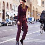 image of fusun lindner (@shortstoriesandskirts) wearing fall street style  inspiration - Warm Fall