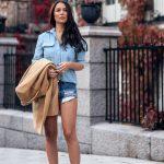 Warm Fall Days Street Style Inspiration (4)
