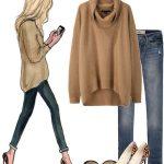 Ways To Wear A Fall Sweater Now 2019   FashionGum.com