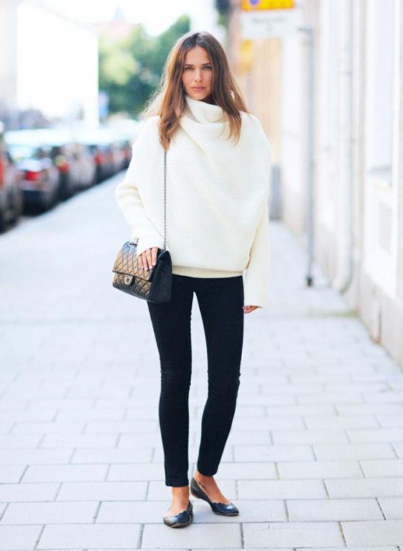Ways To Wear A Fall Sweater