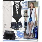 Ways To Wear Bodysuit With Shorts