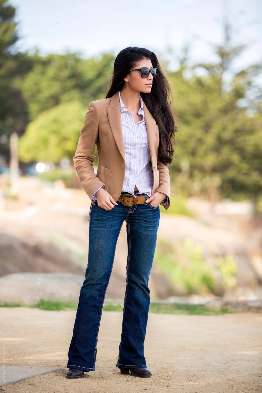 Ways To Wear Bootcut Jeans