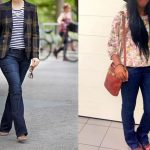 Womens Bootcut Jeans - 20 Style Tips On How To Wear Bootcut Jeans For Women  - YouTube