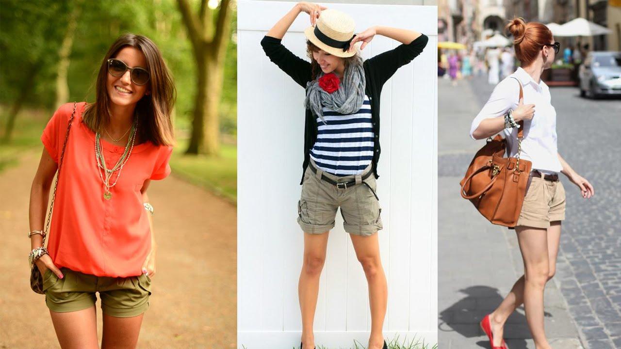 Ways To Wear Cargo Shorts