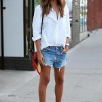 30 Ways to Wear Denim Cutoffs This Summer