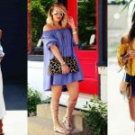 Fresh Ideas to Style Off The Shoulder Tops and Dresses